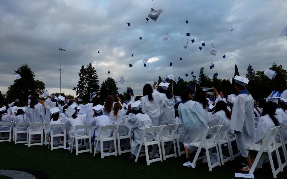 Ingraham High School, Graduation 2010