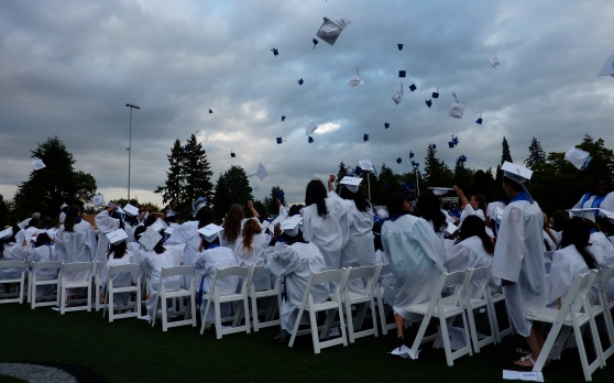 Ingraham High School, Graduation 2010