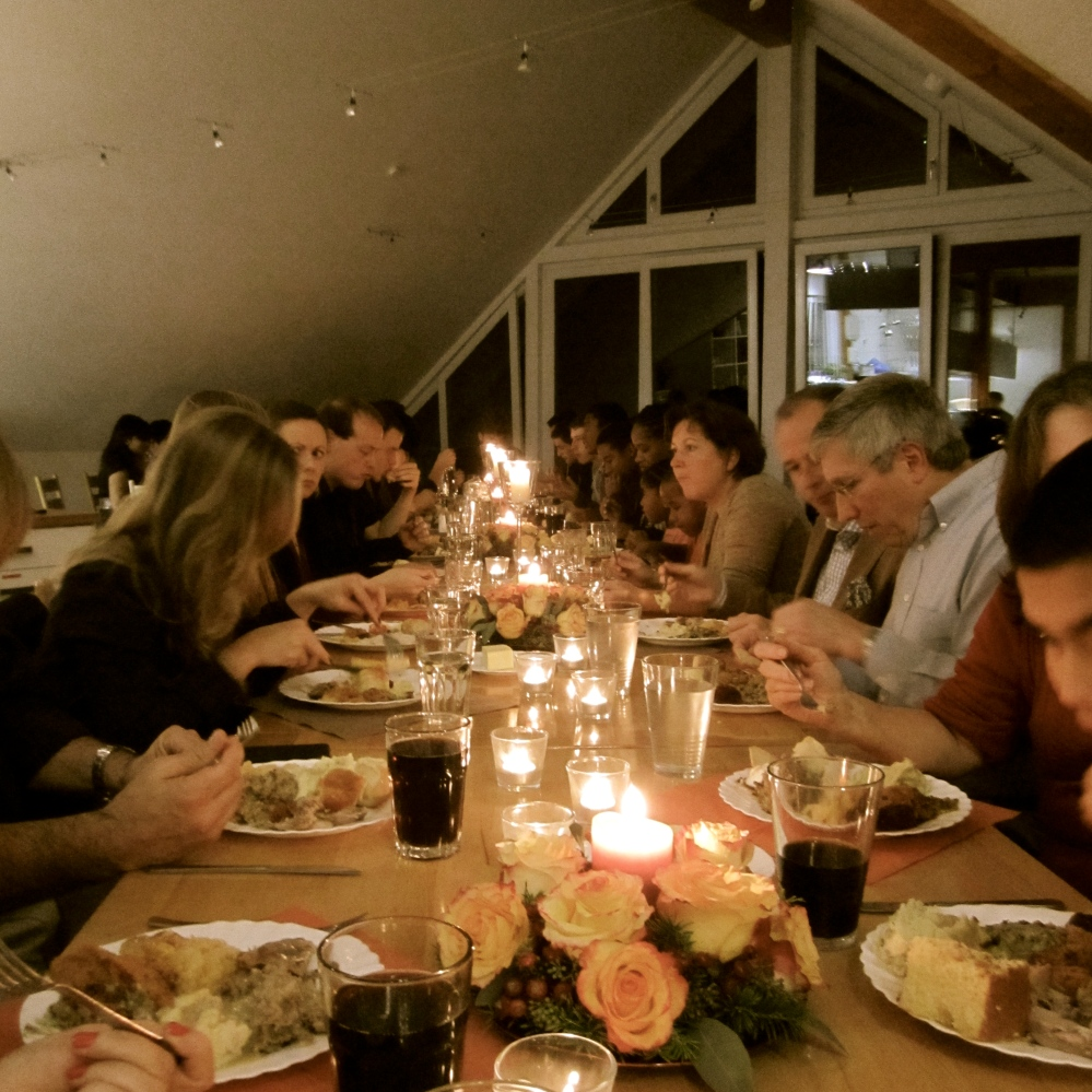 Maugenhard Thanksgiving