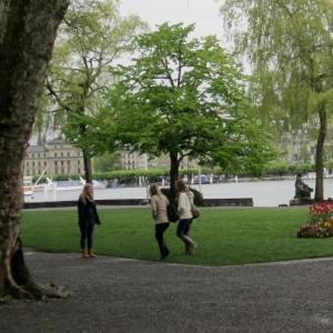 Exploring Lucerne