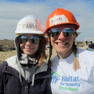 Habitat For Humanity Romania trip 2012, made possible with one-time gifts!