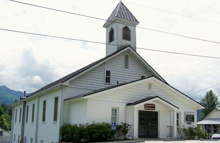 Concrete Community Bible Church Photo courtesy of Wikipedia